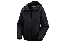 Columbia Women's Venture On Rain Jacket black